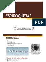 Espiroquetas MED 2011
