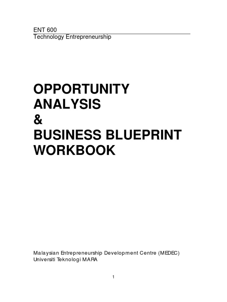 Blueprint work book entrepreneurship venture capital malvernweather Image collections