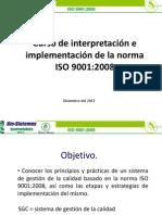CURSO ISO 9001.2008.