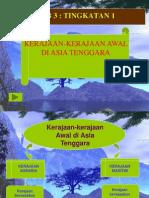 BAB3-F1 KERAJAAN AWAL DI ASIA TENGGARA