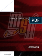 Bauer Hockey 2013