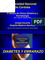 09 Diabetes y Embarazo