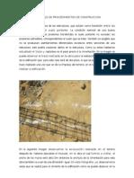CONSTRUCCION DE ALBAÑILERIA