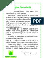 guia união medica