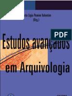 Estudos Avançados em Arquivologia