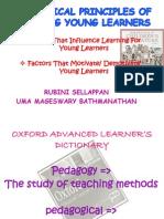 pedagogical principles