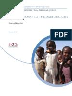 UN Responses Darfur