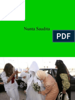 Nunta Saudita Misto Gagici!!!