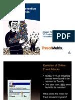 ThreatMetrix CyberSource ePayments Summit 2009
