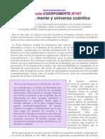 Cuerpo, Mente y Universo Cuántico [Física Cuántica y Conciencia]