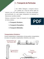 Cap 10 Transporte Partículas