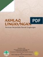Buku Akhlaq Lingkungan