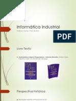 Informática Industrial - aula 1
