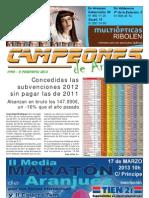 CAMPEONES de Aranjuez nº50 08-feb-13