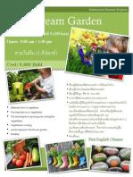 Dream Garden Baantonmai Summer Program