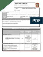 Plan y Programa de Evaluacion III Bloque Geografia