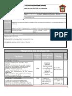 Plan y Programa de Evaluacion IV Bloque