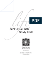 Life Application Bible