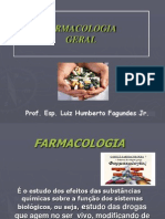 AULA N01 - Introdução a farmacologia.