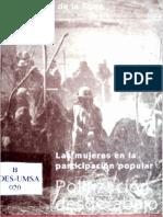 Las mujeres en la participacion popular Politización desde abajo.Cecilia Salazar de la Torre.pdf