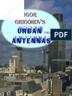 Urban antenna design