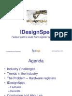 IDesignSpec