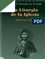 24615606 Lopez Martin Julian La Liturgia de La Iglesia
