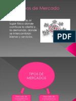 Tipos de Mercados - Rossana Garcia