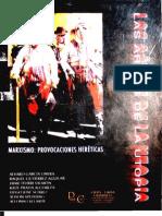 Las Armas de la utopia.Marxismo. Provocaciones heréticas. Diferentes Autores.pdf