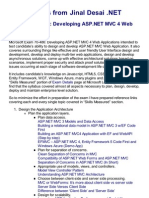 Exam Ref 70-486 Developing ASP.net MVC 4 Web Applications at Jinal Desai .NET