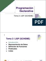 Lisp Scheme