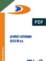 Catalog Alfain