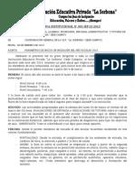 DIRECTIVA N°001