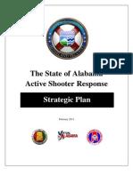 Active Shooter Strategic Response Plan