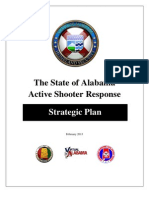 Active Shooter Strategic Response Plan