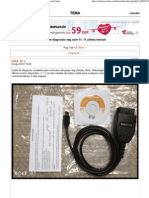 Cable Diagnosis Vag Com 11. 11 Ultima Version - ForoCoches
