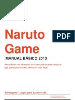 Manual Basico Naruto Game R8
