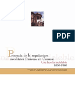 Arquitectura neoclásica francesa en Cuenca