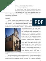 Kościół pw. Najśw. Krwi Pana Jezusa w Poznaniu