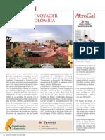 Conservacion y Desarrollo, Aerogal, Smart Voyager, Ab Origen, America, Colombia