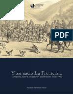 FRONTERA_FERRANDO_2012, Desde La Conquista a La Actualidad
