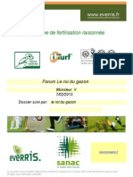 Plan de Fertilisation Leroidugazon