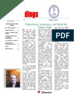 Central St. Matthew UCC Newsletter February 2013