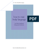 How To Read Body Language.pdf