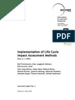03 LCIA Implementation