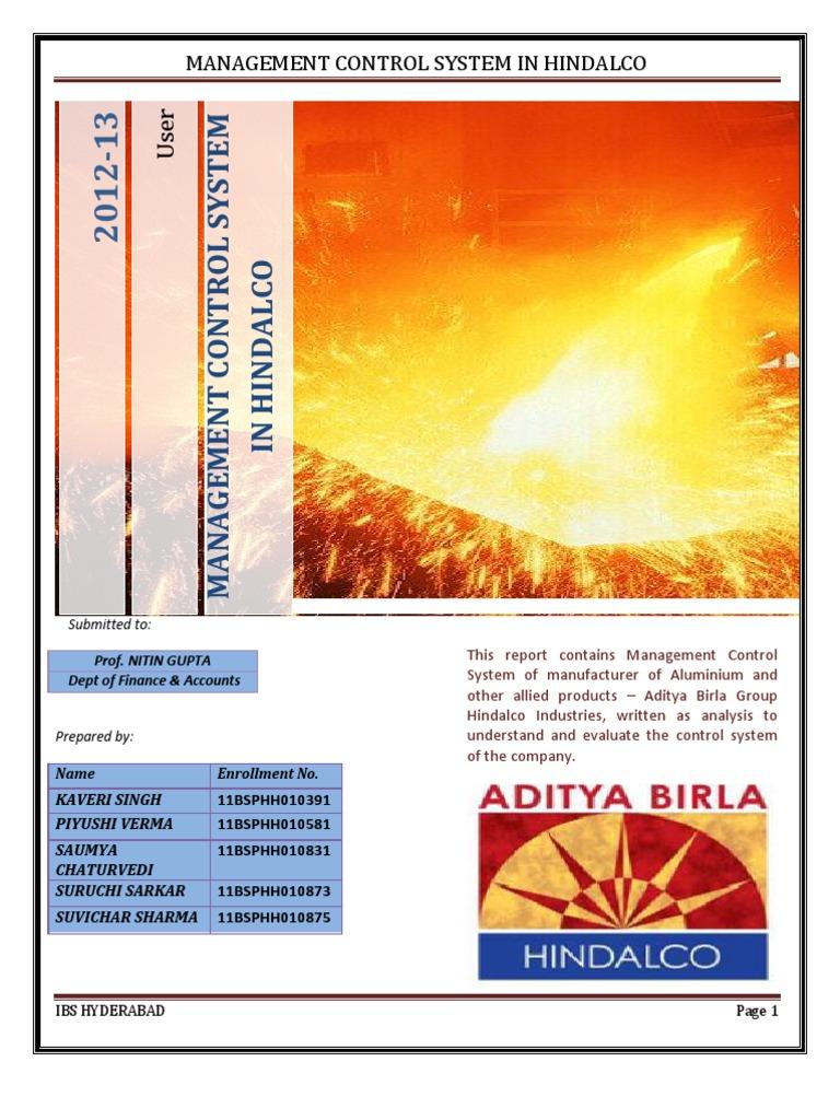 Aditya Birla Management Control System | Inventory | Board Of Directors