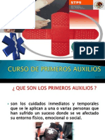 PRESENTACION PFRIMEROS AUXILIOS