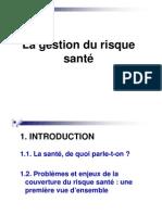 Cours Eco PS Santé 2012-13