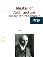 PPT Master of Architecture