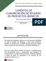 Clasificación, etiquetado y FDS de sustancias para estudiantes 2013 [Modo de compatibilidad]